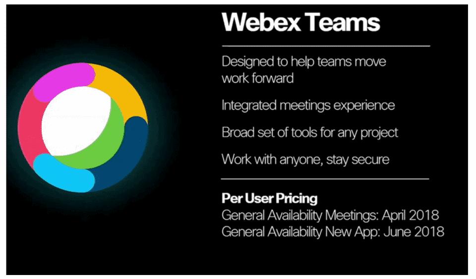 Cisco Webex is renewed  Webex Teams and Webex Meetings - Solutel